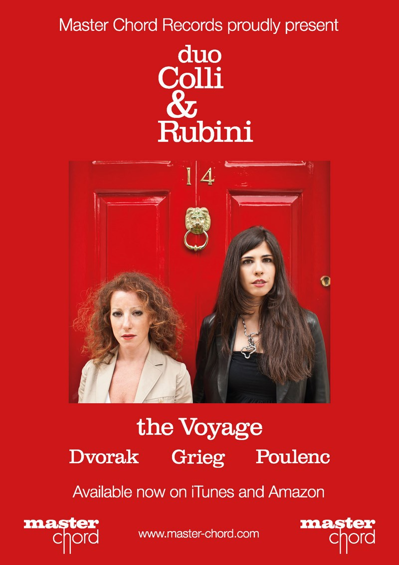 The Voyage CD